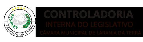 CÂMARA MUNICIPAL DE LARANJA DA TERRA - ES - CONTROLADORIA INTERNA